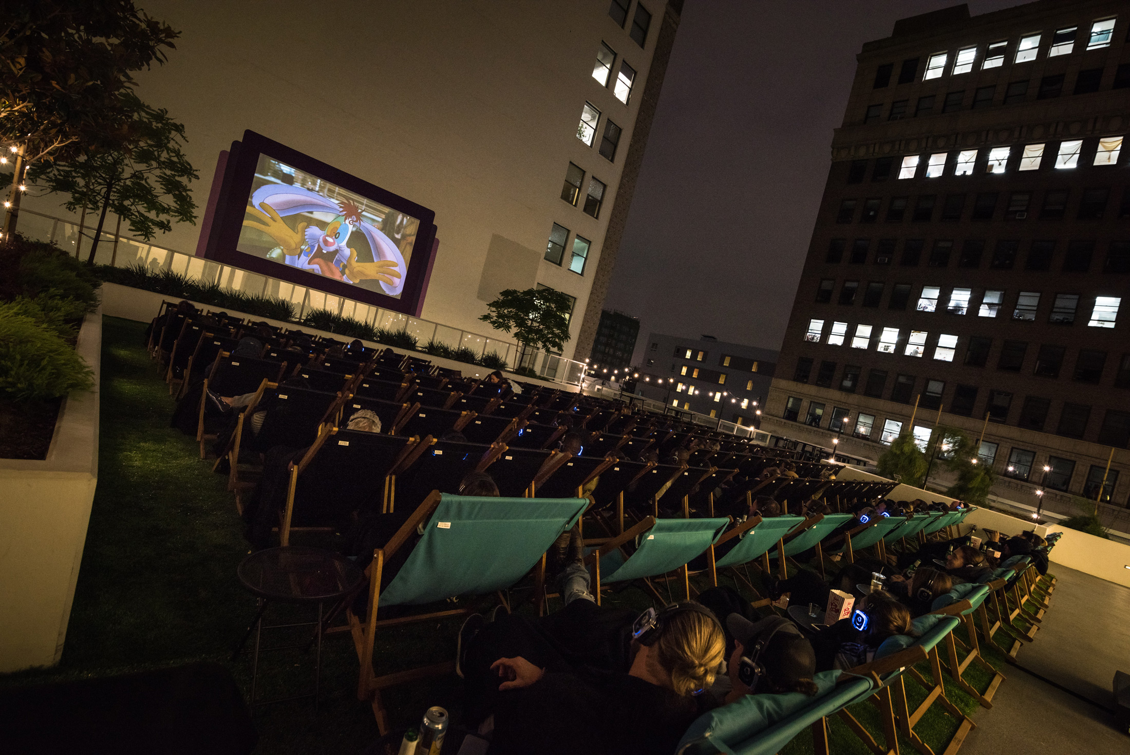 Bucket List Films Must See Movies Rooftop Film Club >> Level Downtown Rooftop Cinema Club