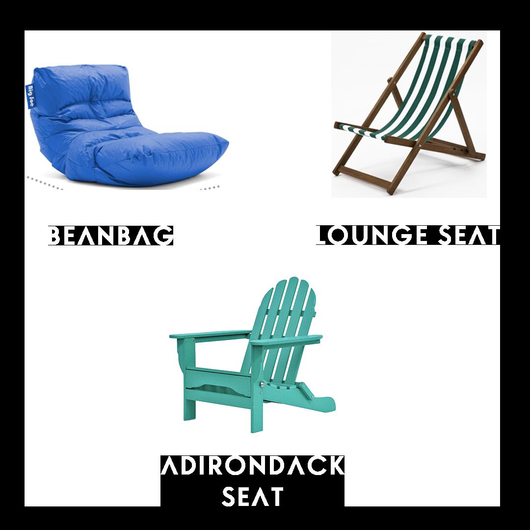 Seating Types